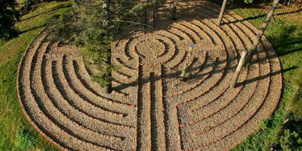 Alsenborner Labyrinth