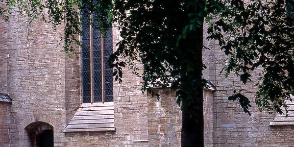 Klosterkyrkan i Vadstena