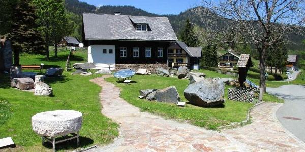 Geopark Glashütten seit 2001
