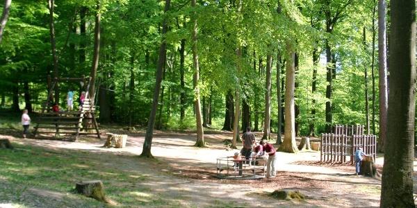 Waldkinderspielplatz Ortelsbruch