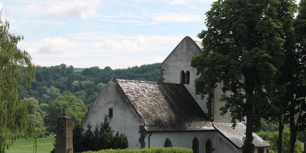 Kapelle in der Landschaft
