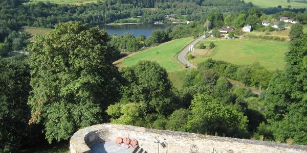 Kronenburg Eifelblick