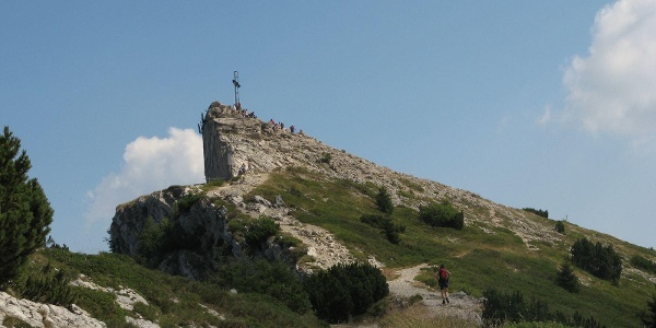 Trekking Cima Vezzena.