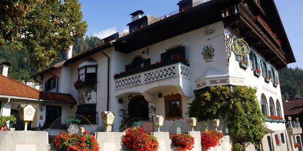 Gasthof Fritznerhof, Aussenansicht