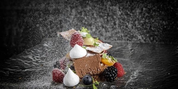 Dessert Kreation