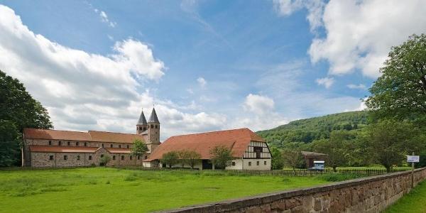 Klosteranlage Bursfelde