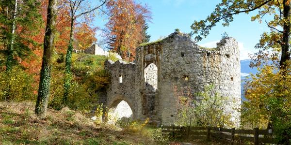 Burgruine Thaur