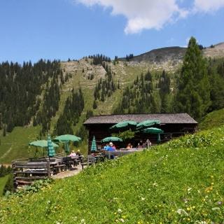 Karseggalm, 1.603 m