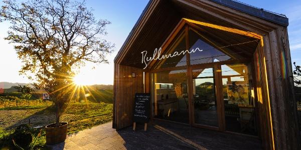 Das Weingut Bullmann liegt an der Route