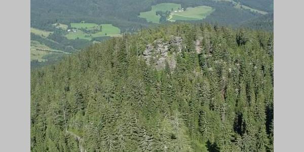 Gipfel Großofen