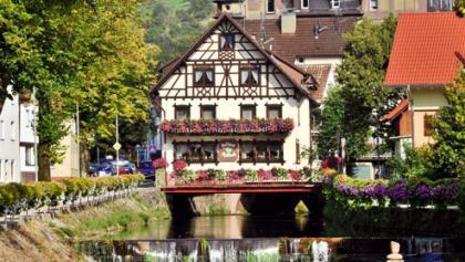 Hotel Restaurant Rebstock Oppenau