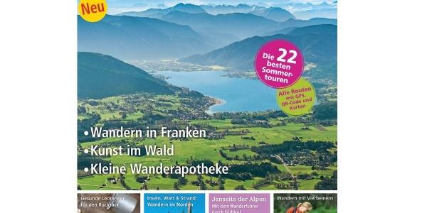 Cover WanderGenuss 01/16