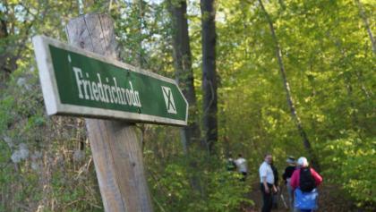 Auf gehts nach Friedrichroda