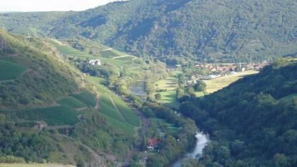 Blick vom Heimberg zur Nahe und zum Lemberg