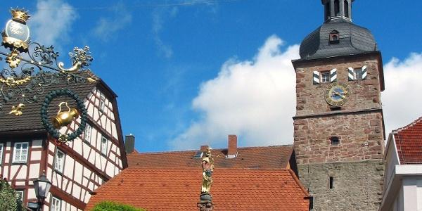 Stadtturm Buchen