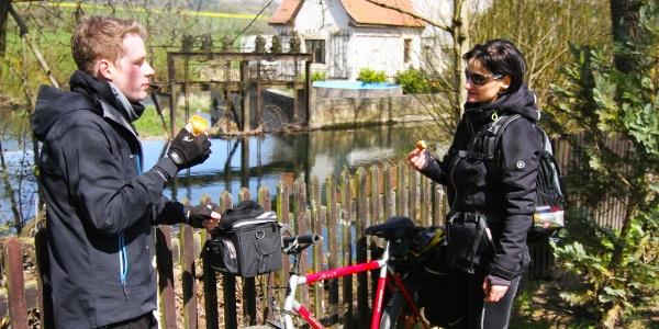 An der Wassermühle Denstedt