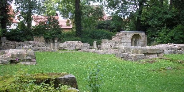 Ruine des Klosters - Georgenthal