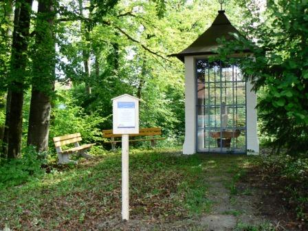 Glaskapelle Auerschmiede
