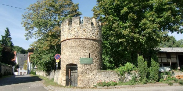 Schlossturm in Monsheim