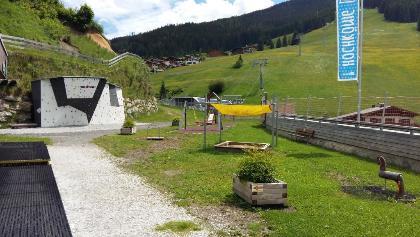 Juniors Park beim Skizentrum
