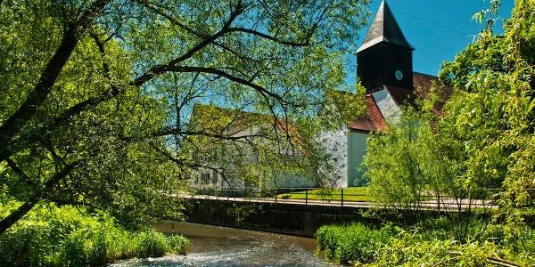 Pfarrkirche St. Leodgegar Stetten