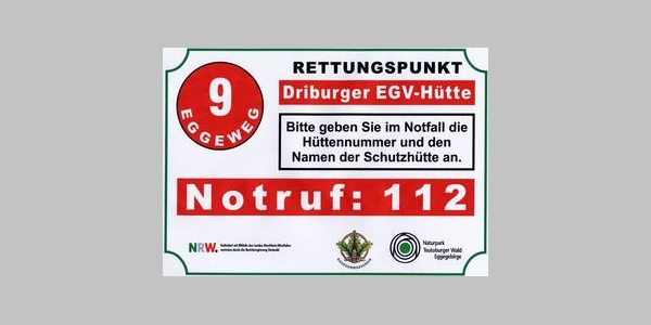 Felsberg Hütte (Rettungspunkt 25)