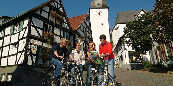 Altstadt in Arnsberg