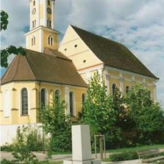 Pfarrkirche St. Martin Boos