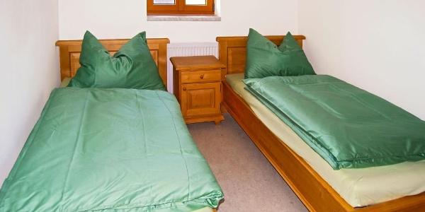 Zimmer im Karl-Ludwig-Haus