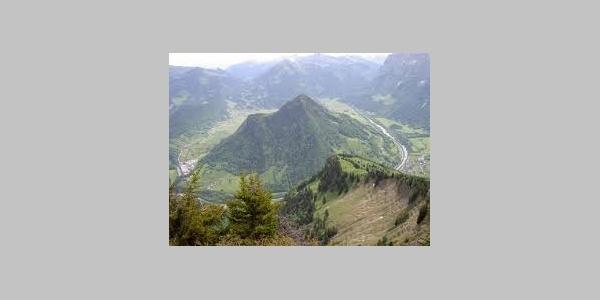 Blick auf den Gopfberg