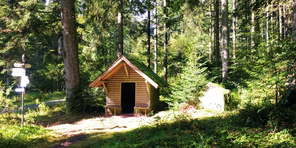 Sauteichhütte
