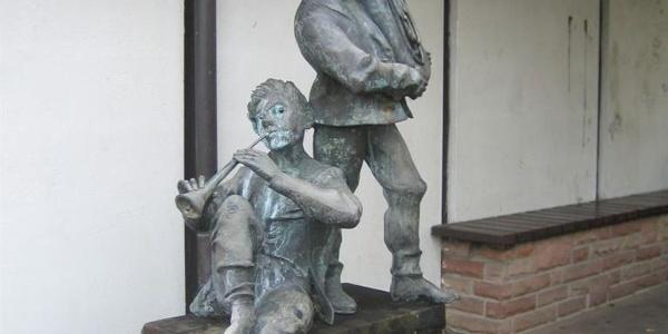 Musikantenbrunnen Wolfstein