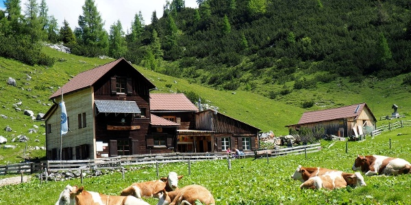 Hochmölbinghütte 1684m
