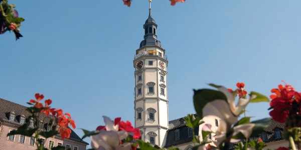 Rathaus, Gera