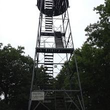 Aussichtsturm auf dem Grainskopf
