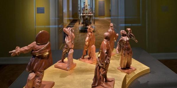 Herzogliches Museum, Böttger-Steinzeug - Gotha