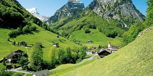 Eien urtümliches Bergtal: Isenthal