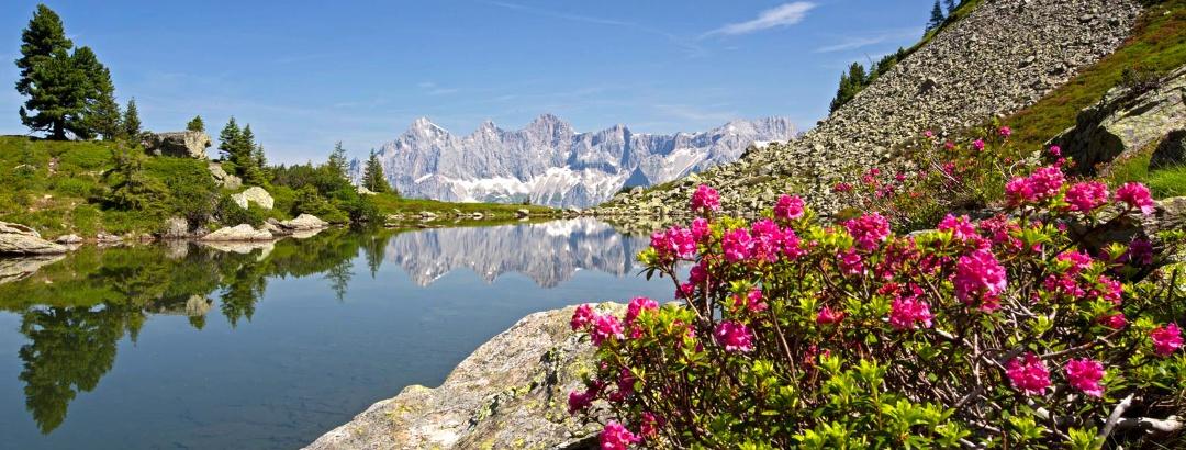 Die schönsten Bergseen der Alpen