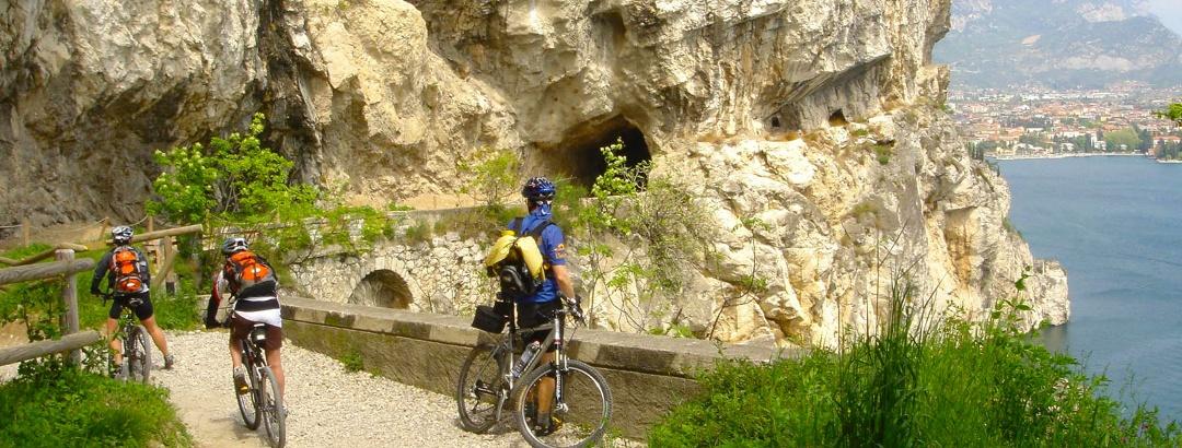 Mountainbiken in Riva del Garda