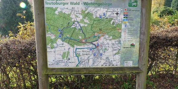 Naturpark Nördlicher Teutoburger Wald - Wiehengebirge