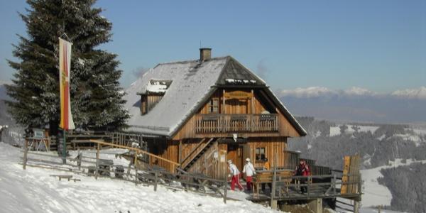 Klippitztörl - Grünhütte