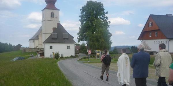 Maria Osterwitz - Kirche