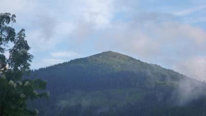 Klippitztörl- Blick zum Geierkogel
