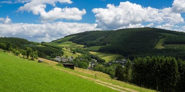 Harbecke im Schmallenberger Sauerland