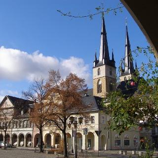 St. Johannis - Saalfeld