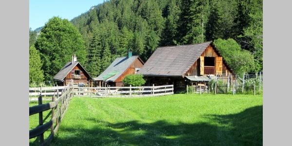 Edelbacheranwesen in Steinalpl