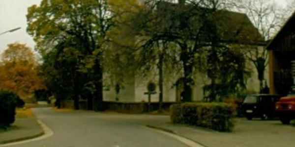 Kath. Pfarrkirche Hl. Familie und Hl. Stephanus (1699)in Wehrden