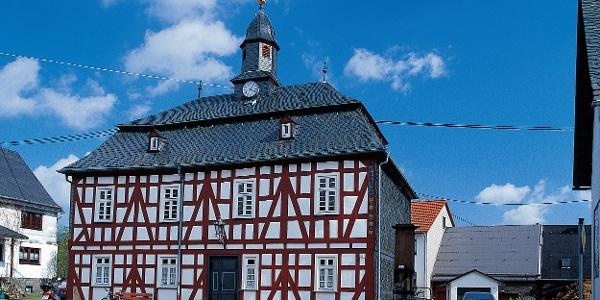 Rathaus in Rehe