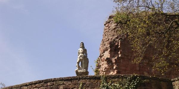 Burg Nanstein Landstuhl