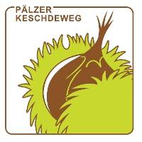 """Wegkennzeichnung """"Pälzer Keschdeweg"""""""